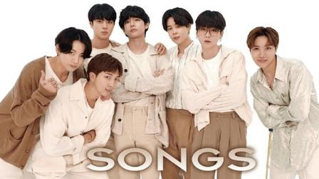 SONGS「BTS」,画像