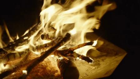 魂のタキ火,画像